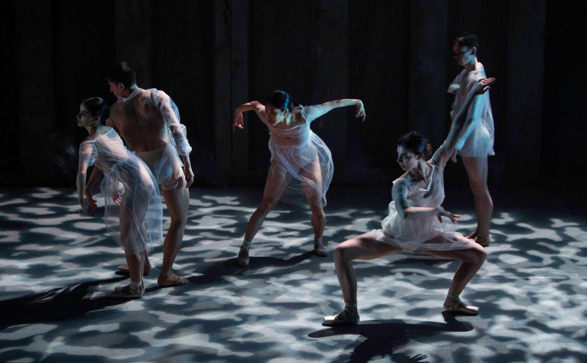 ballet ireland, giselle