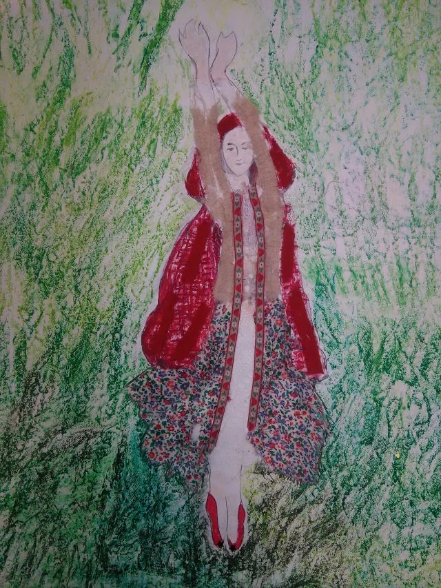 Little Red Riding Hood Design